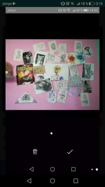 Imagen producto Dibujos a lapiz boligrafo acuarela 2