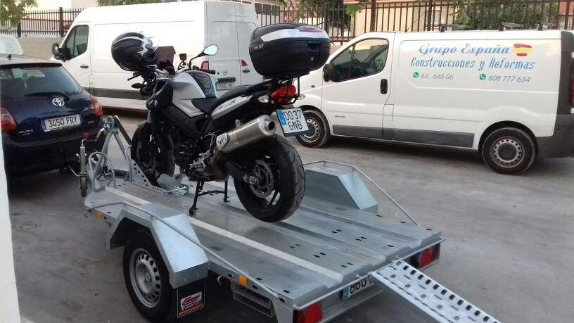 Imagen producto Alquiler remolque motos 2