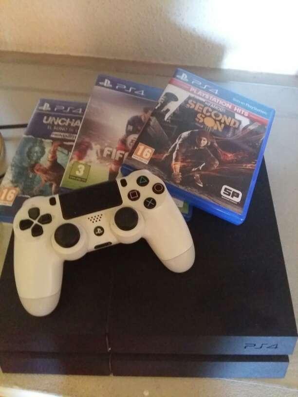 Imagen PS4 y juegos
