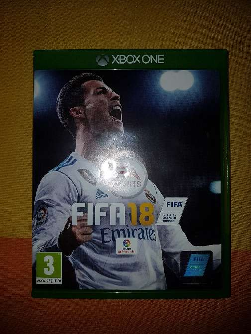 Imagen Fifa 18 xbox