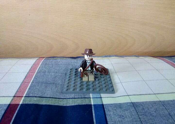 Imagen Figura Lego Indiana Jones