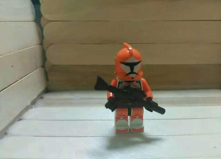 Imagen Lego soldado clon