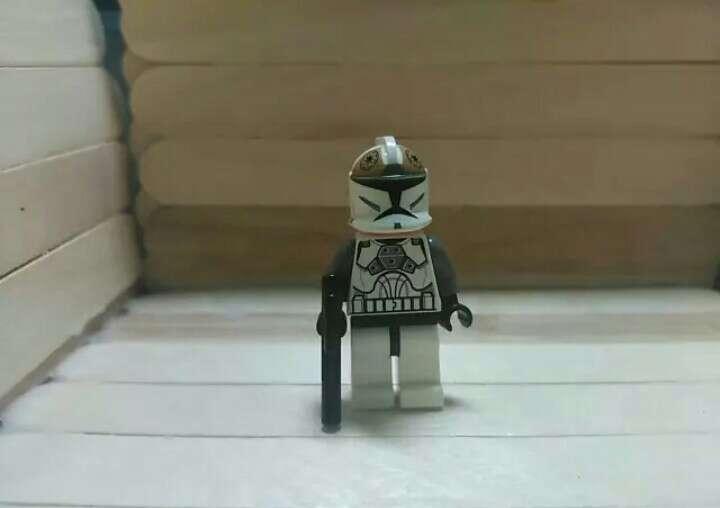Imagen Soldado clon Lego Star Wars