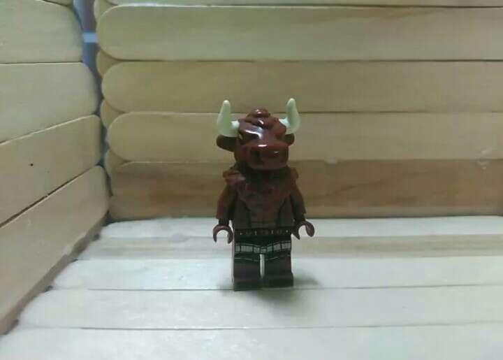 Imagen Lego Minotauro