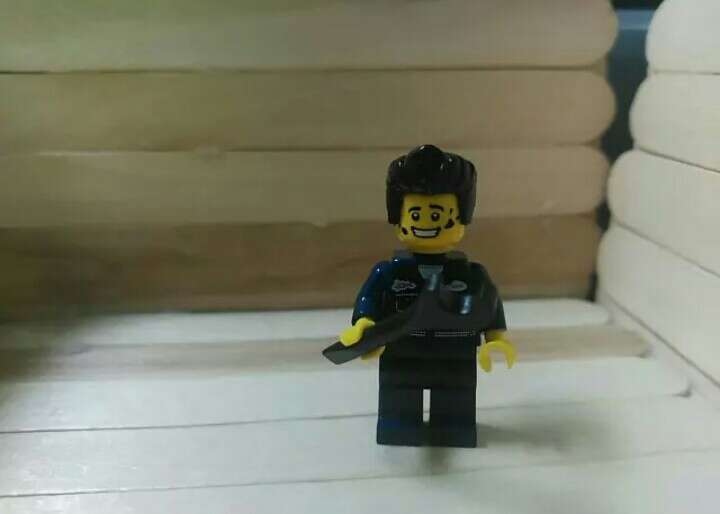 Imagen Figura Lego mecanico