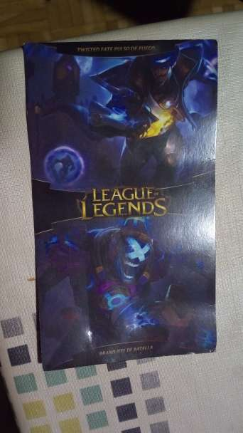 Imagen Skins League of Legends