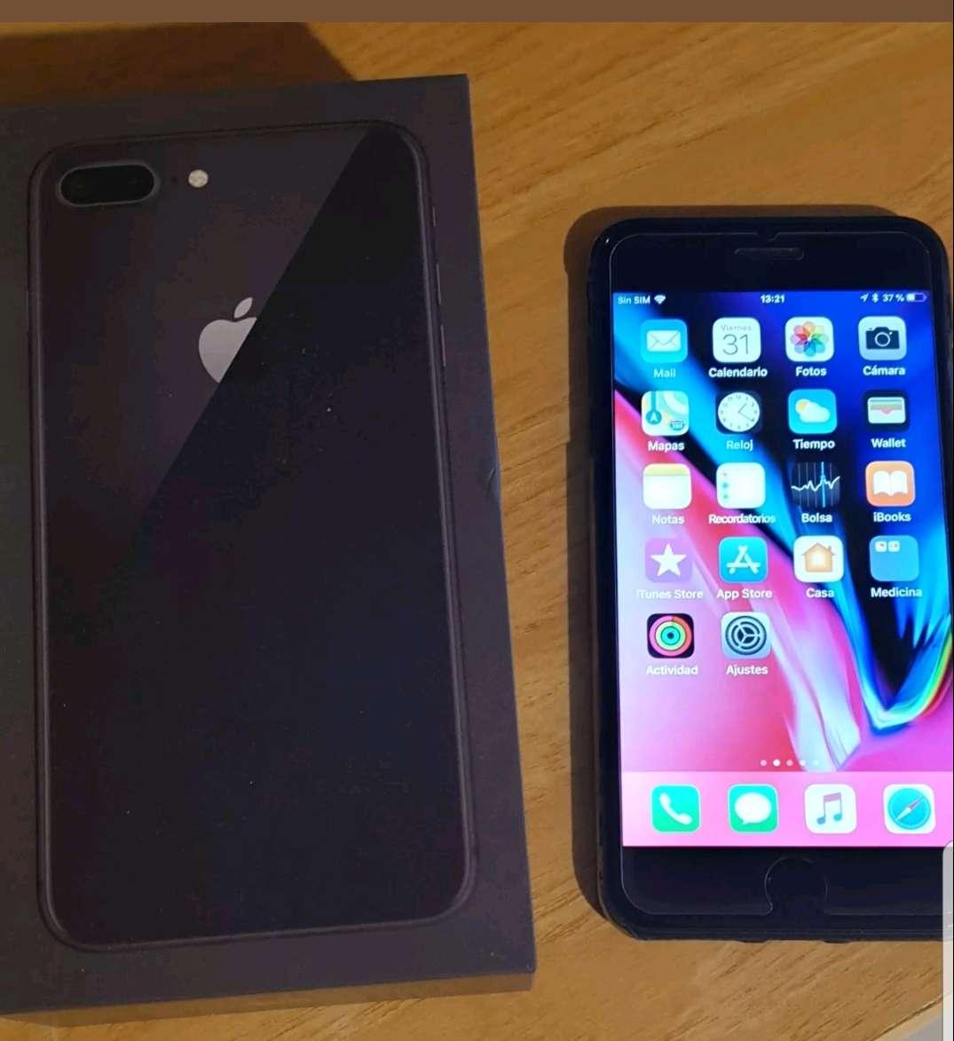Imagen Iphone 8 plus 4g 6gb