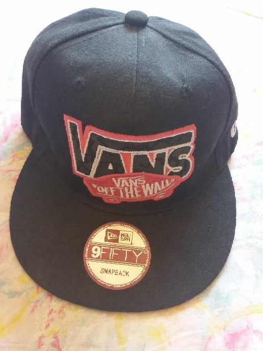 Imagen Gorra original de Vans Off the Wall