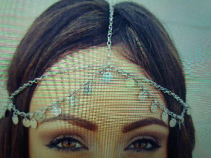 Imagen producto Cadena para la cabeza 3