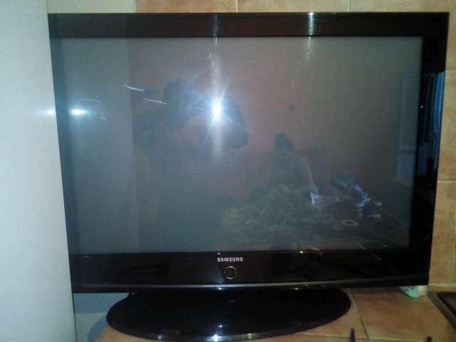 Imagen plasma televisión