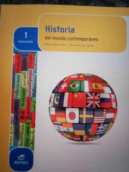 Imagen producto Libros de 1 bachillerato  2