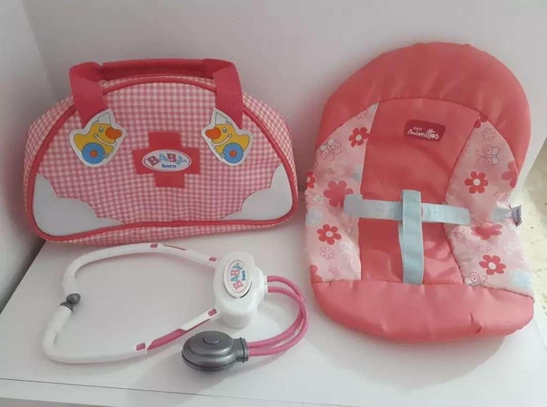 Imagen producto Baby Born y accesorios 3