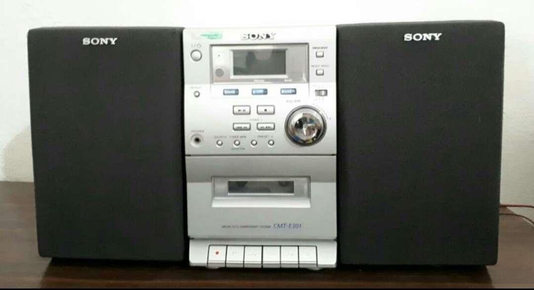 Imagen Cadena de música Sony