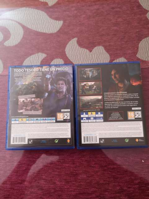 Imagen producto Juegos ps4 semi nuevos  2