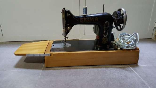 Imagen producto Maquina de coser sigma 2