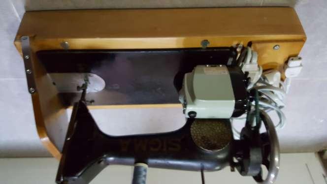 Imagen producto Maquina de coser sigma 3