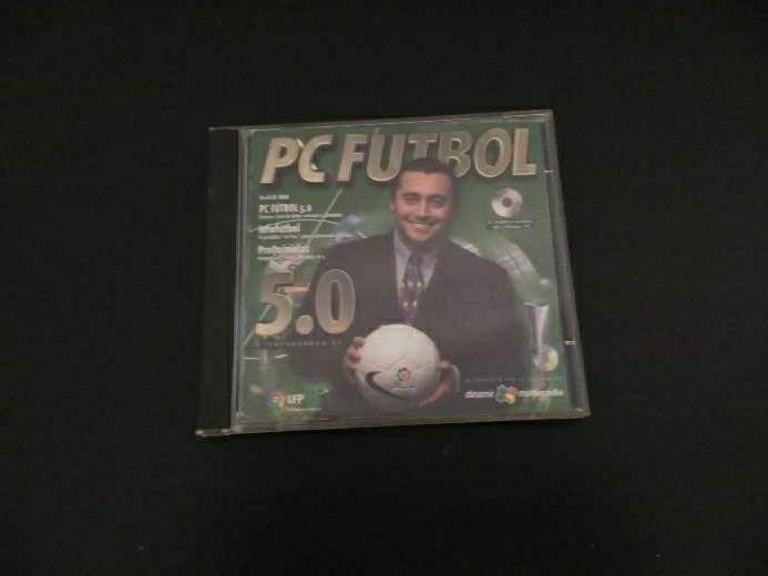 Imagen PC Fútbol 5.0