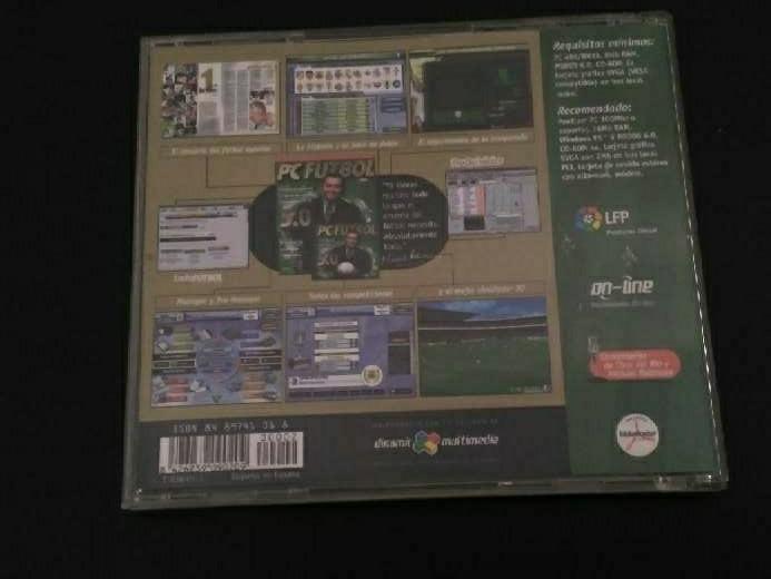 Imagen producto PC Fútbol 5.0 3