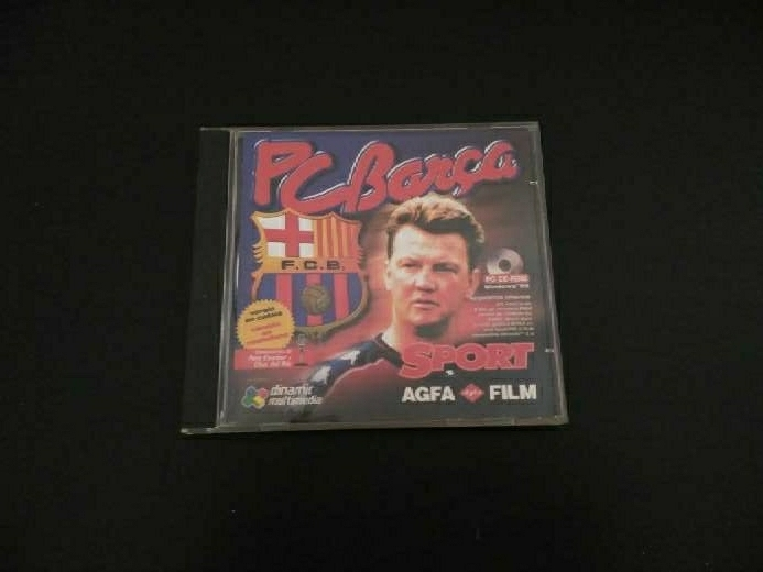 Imagen PC Barça (1996)