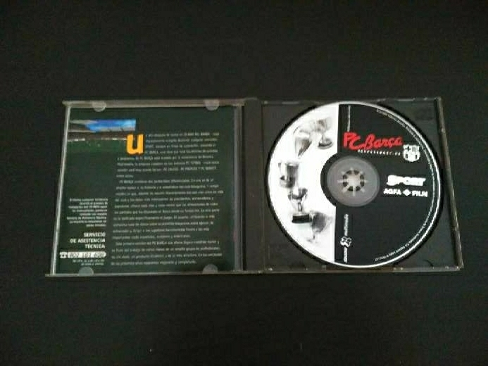Imagen producto PC Barça (1996) 2