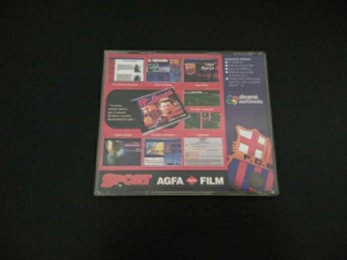 Imagen producto PC Barça (1996) 3