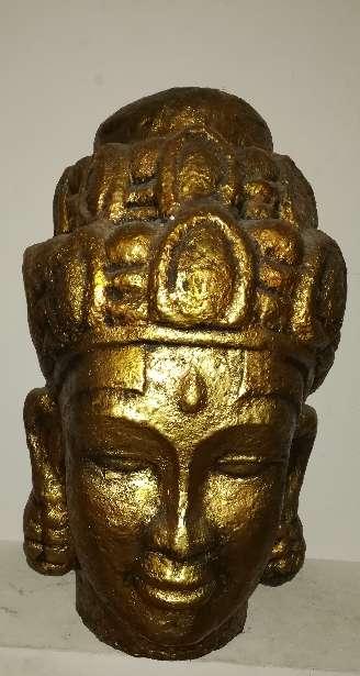 Imagen producto Cabeza de Buda  2