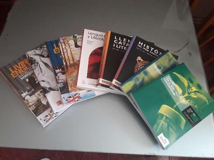 Imagen Libros Bachillerato Humanístico