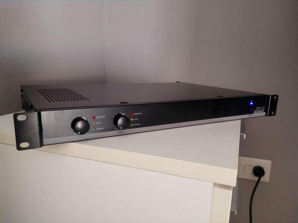 Imagen Amplificador AUDAC DPA152