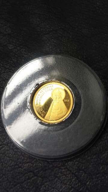 Imagen producto Moneda de oro puro 999 MAGNA MATER  1