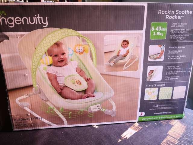 Imagen Hamaca de Bebé Ingenuity