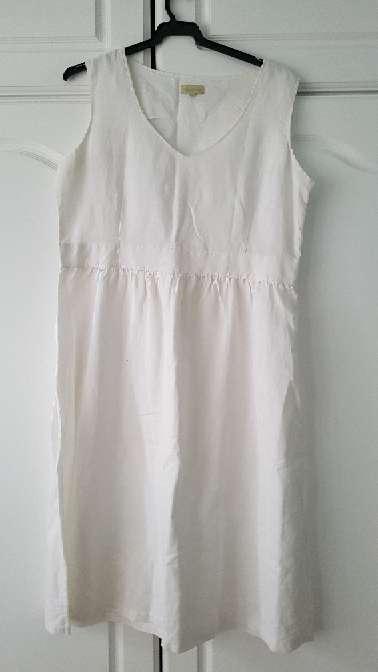 Imagen vestido lino