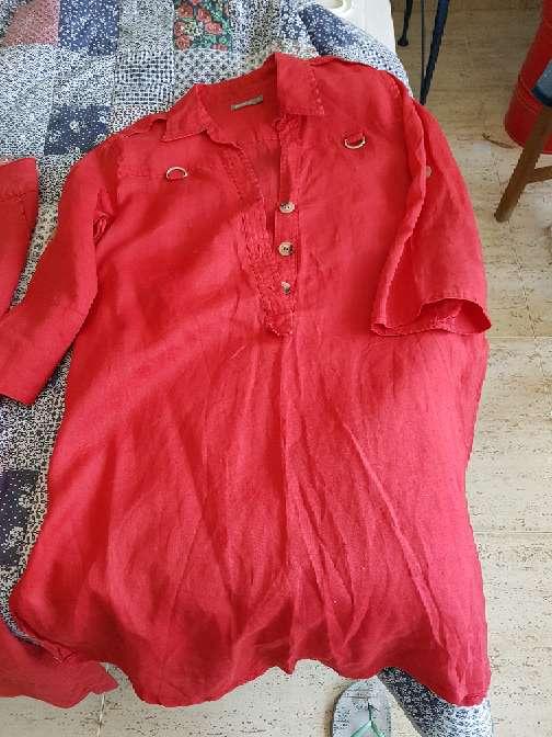 Imagen producto Traje pantalon y camisa 2