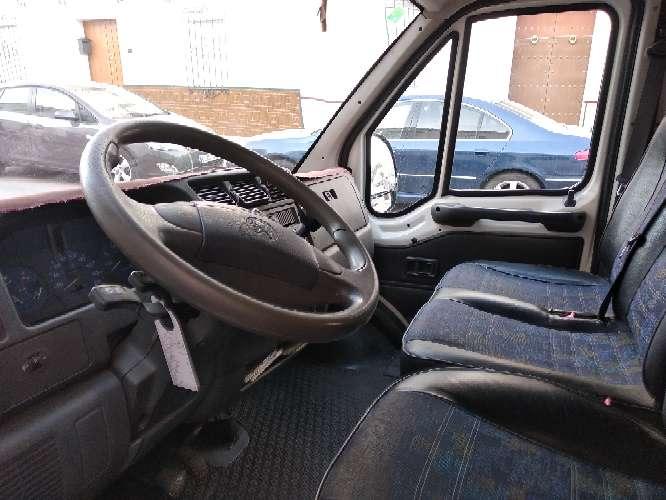 Imagen Se Vende Furgoneta Peugeot Boxer