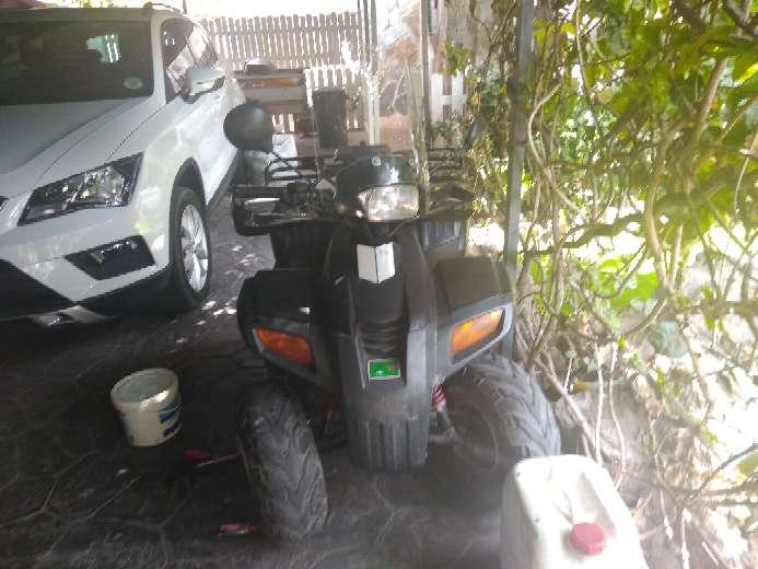 Imagen Quad ciclomotor 50cc