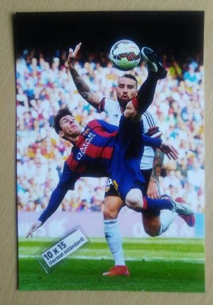 Imagen Fotografía Messi.