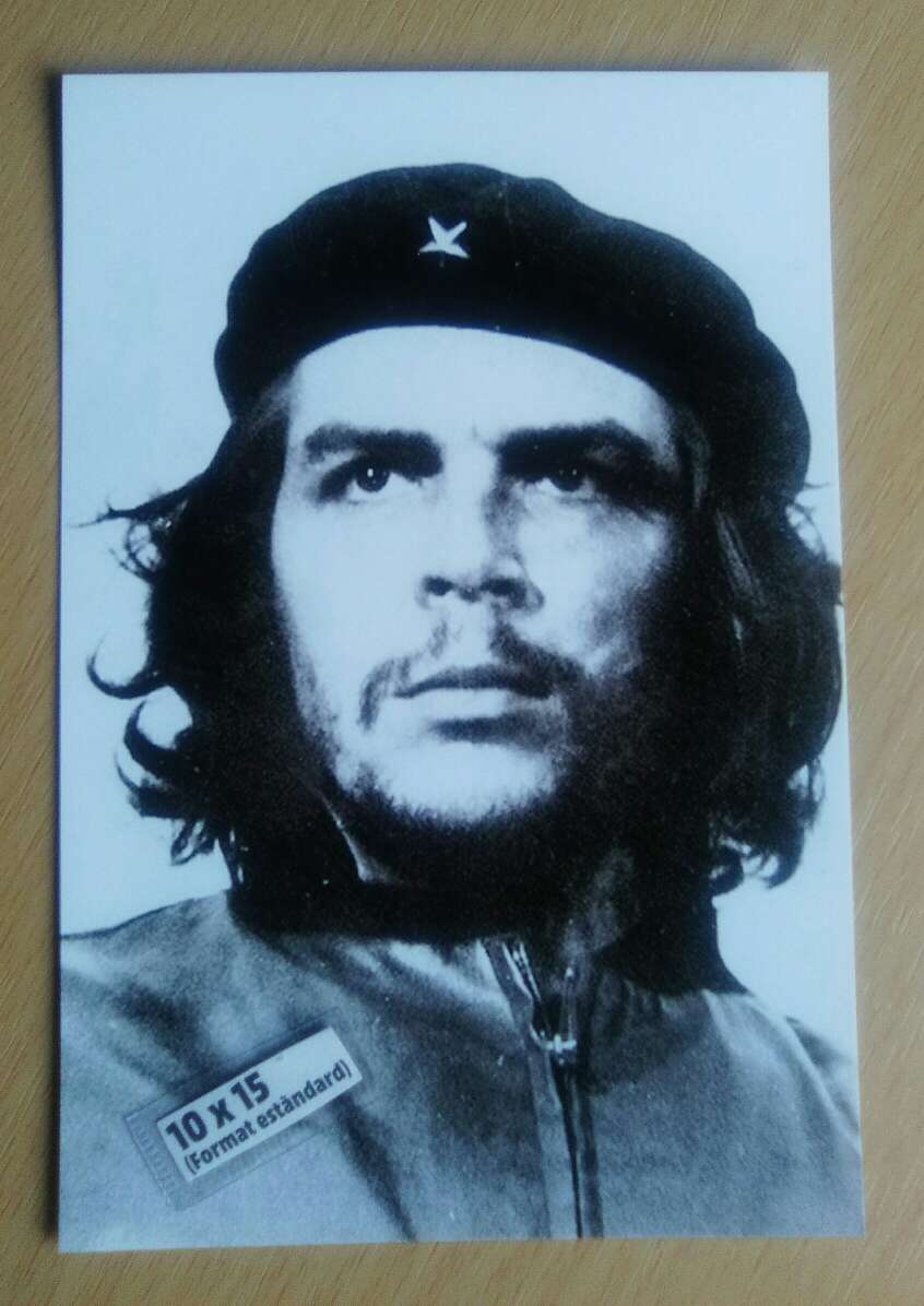 Imagen Fotografías Che Guevara.