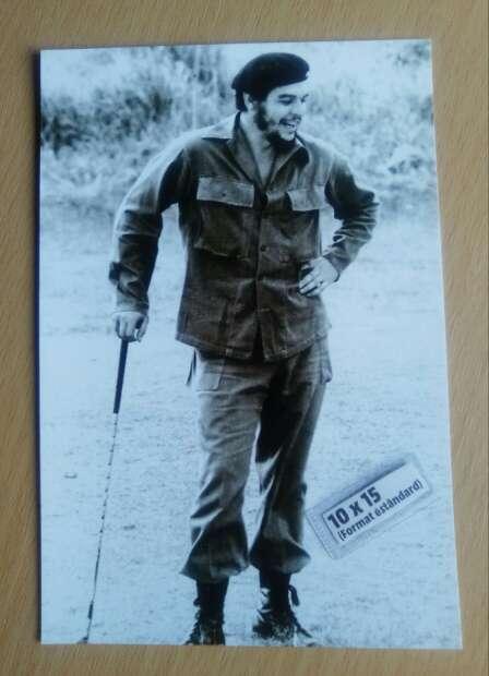 Imagen producto Fotografías Che Guevara. 2