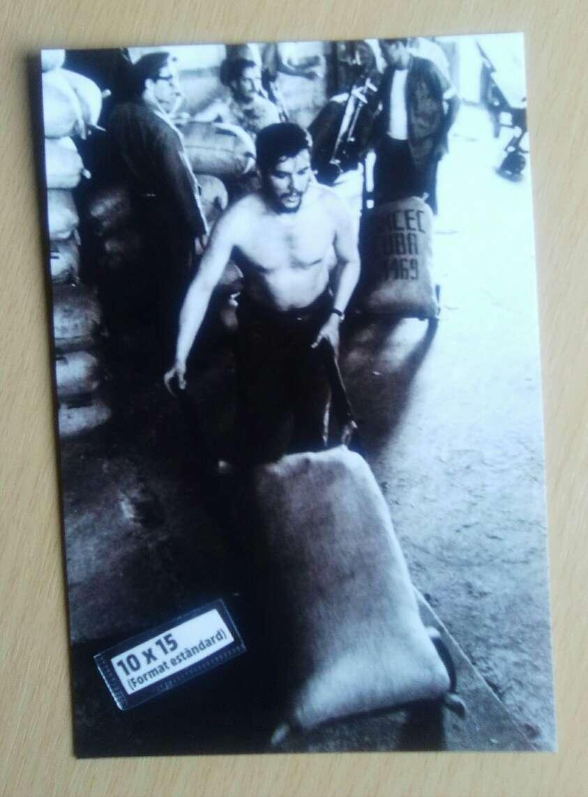 Imagen producto Fotografías Che Guevara. 3