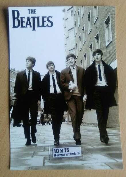 Imagen Fotografías The Beatles.