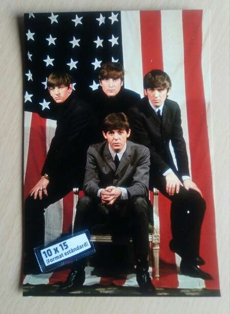 Imagen producto Fotografías The Beatles. 5