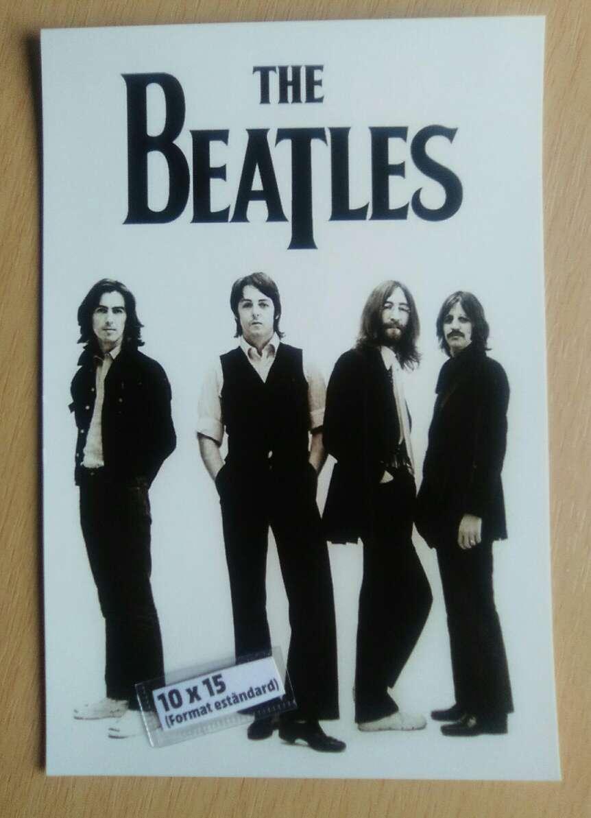 Imagen producto Fotografías The Beatles. 3