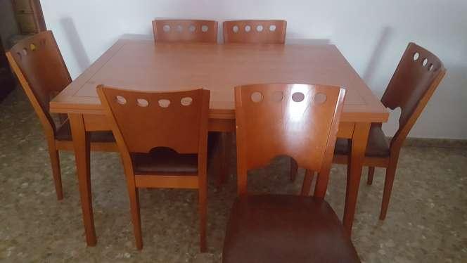 Imagen Mesa para 6 personas