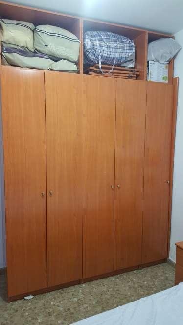 Imagen dormitorio sin cama