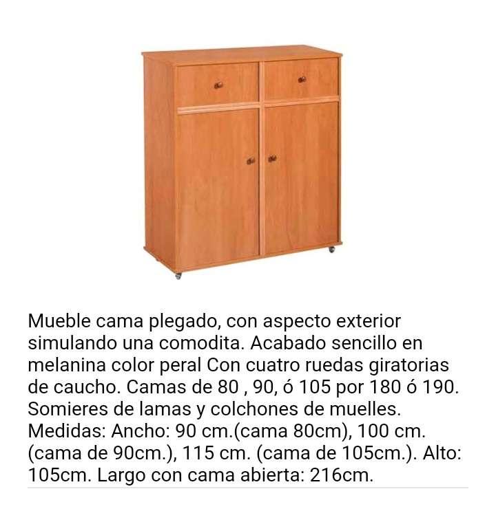 Imagen Mueble cama