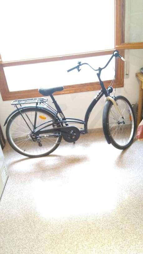 Imagen bicicleta de travesia