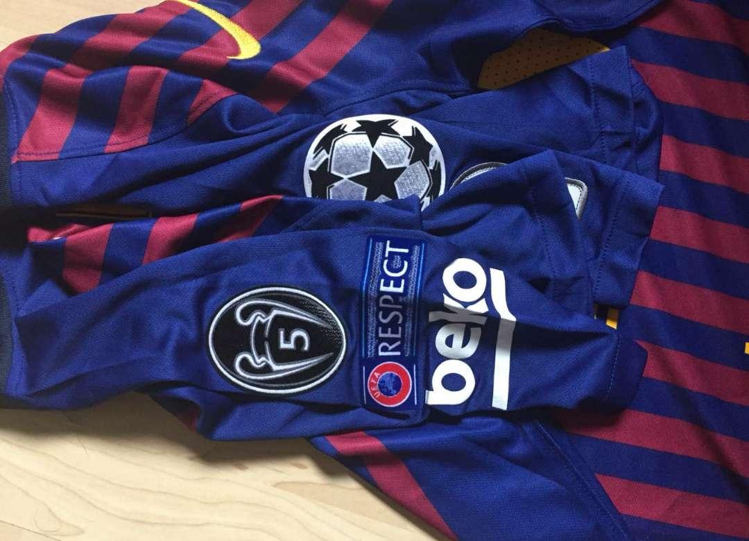 Imagen Camiseta Messi Barça