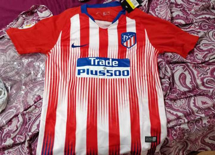 Imagen producto Camiseta Atlético de Madrid  5