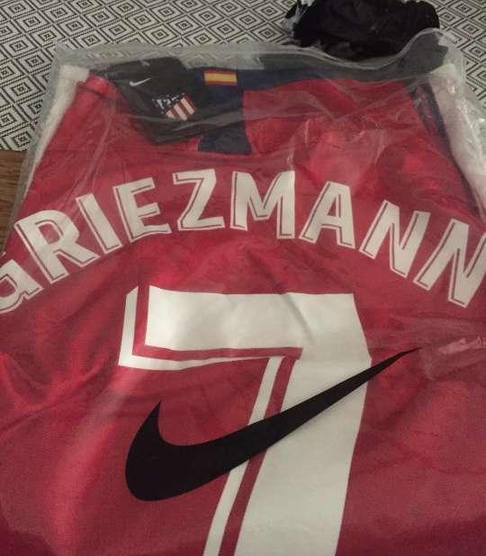 Imagen producto Camiseta Atlético de Madrid  4