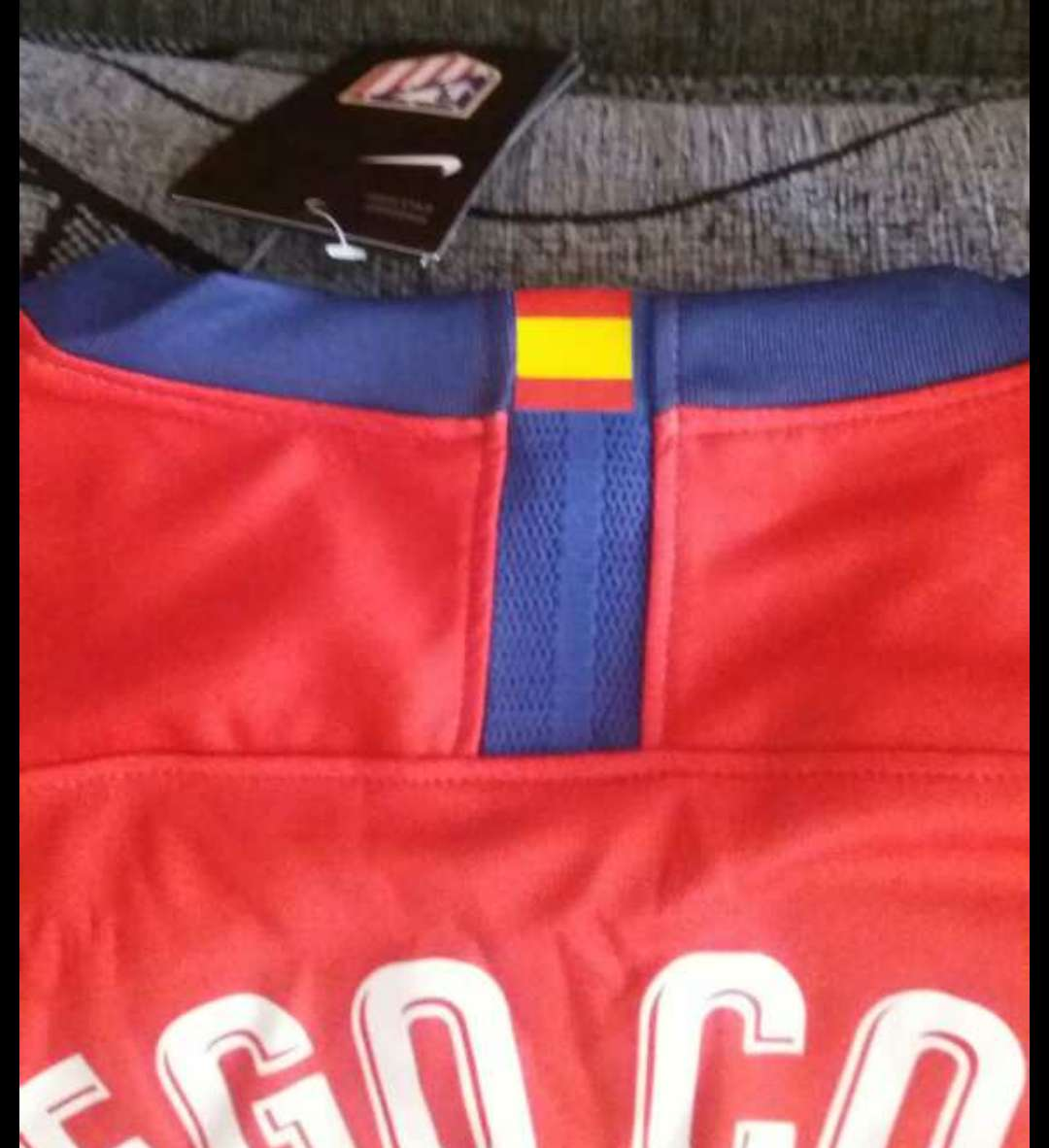 Imagen producto Camiseta Atlético de Madrid  7