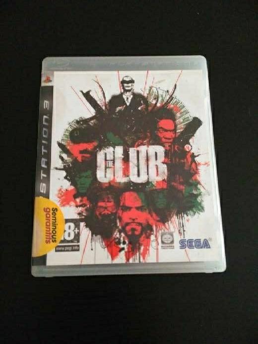 Imagen producto Club PS3 videojuego 2